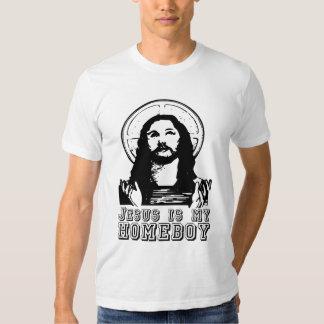 jesus homeboy t-shirt