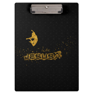 JESUS, I love JESUS Clipboard
