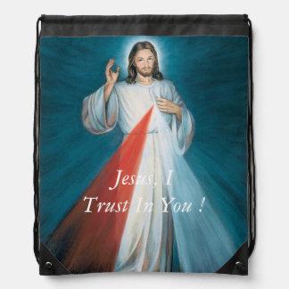 Jesus, I Trust In You ! Backpack
