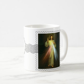 Jesus I Trust in You Divine Mercy Coffee Mug