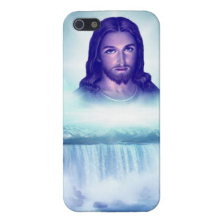 Jesus image cover for iPhone 5