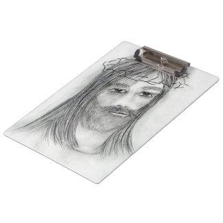 Jesus In Agony Clipboards