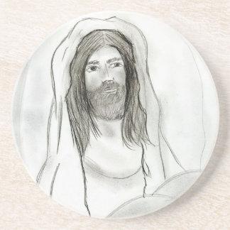Jesus in Cave Coaster