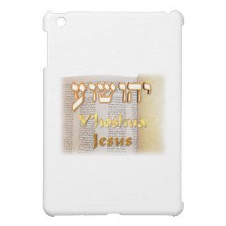Jesus in Hebrew (Yeshua) Case For The iPad Mini