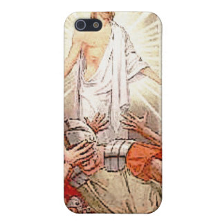 Jesus iPhone 5/5S Cases