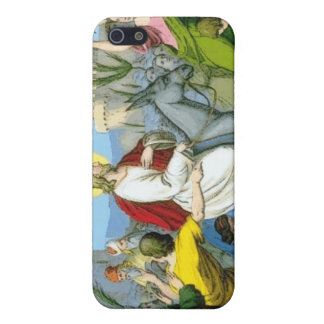 Jesus Covers For iPhone 5