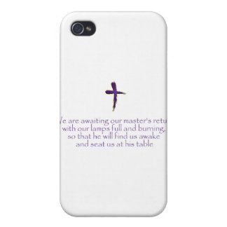 Jesus iPhone 4/4S Covers