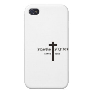 Jesus iPhone 4 Cover