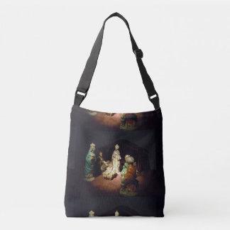 Jesus is Born Crossbody Bag