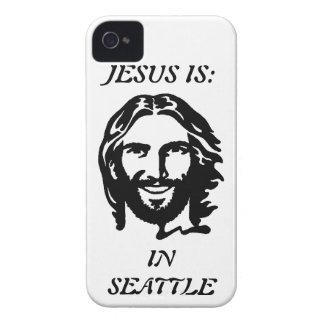 Jesus is case iPhone 4 cases
