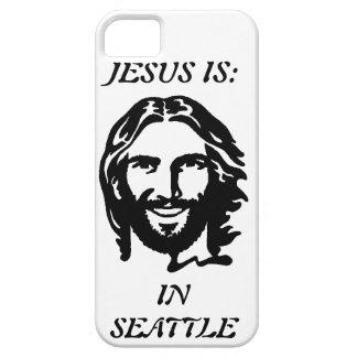 Jesus is case iPhone 5 cases