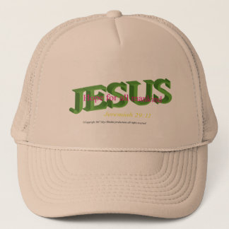 Jesus is Hope baseball/trucker cap