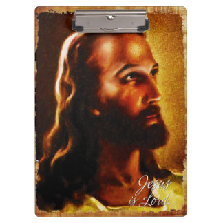 Jesus is Lord 1 Clipboard Options
