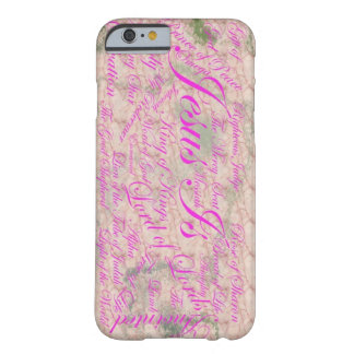Jesus Is Lord iPhone 6 case
