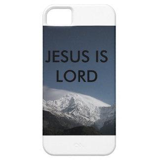 Jesus is Lord IPhone Case