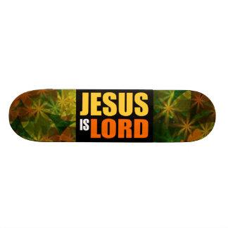 Jesus is Lord YO Skate Board Decks