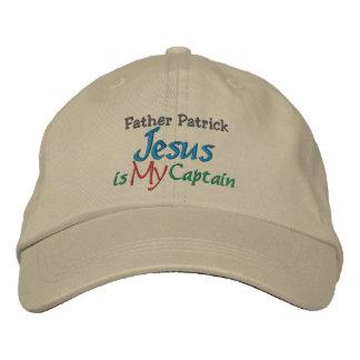 Jesus Is My Captain - Priest  - Pastor Cap