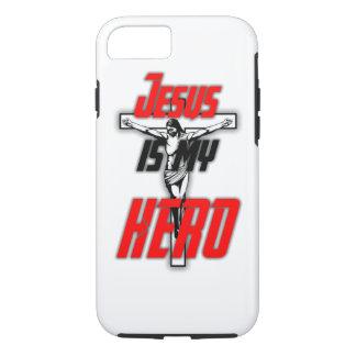 Jesus Is My Hero: iPhone 7 Case