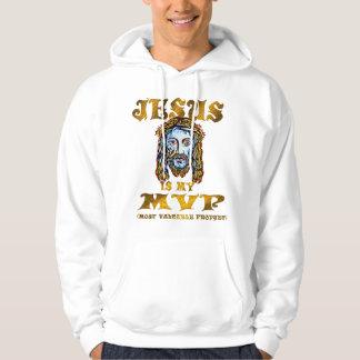 Jesus is my mvp hoodie Design, Christian blessings