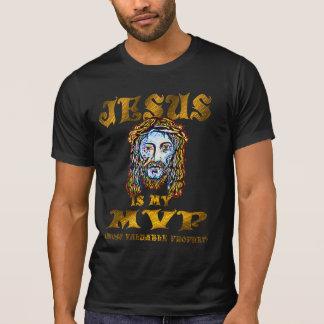 Jesus is my mvp Tshirt Design, Christian blessings