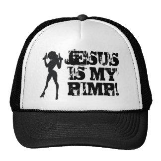 JESUS IS MY PIMP! CAP