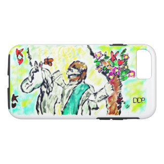 Jesus is only king iPhone 8/7 case