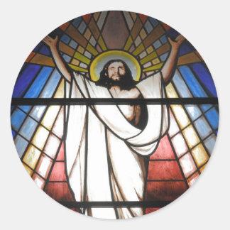 Jesus is Our Savior Stickers