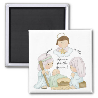 Jesus is the Reason for the Season Magnet