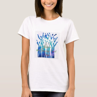 Jesus is the Song my Spirit Sings- Women's Shirt