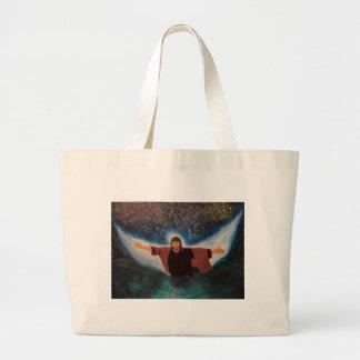 Jesus Large Tote Bag