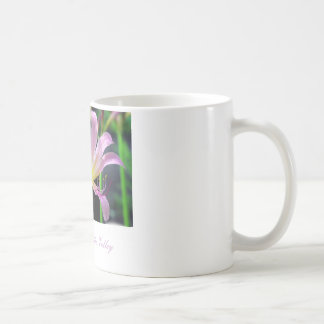 Jesus Lily of the Valley Mug