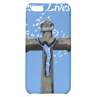 Jesus Lives! Case For iPhone 5C
