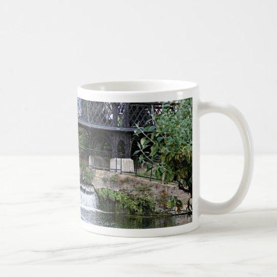 Jesus Lock footbridge, Cambridge Coffee Mug