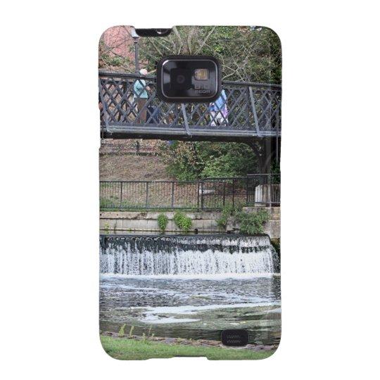 Jesus Lock footbridge, Cambridge Galaxy S2 Cases