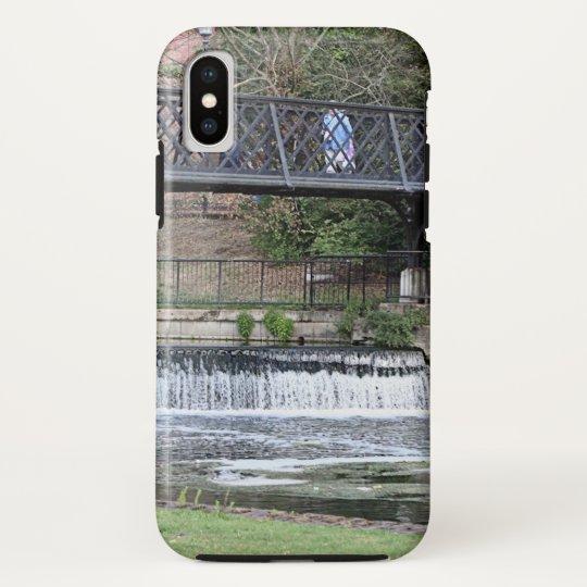 Jesus Lock footbridge, Cambridge HTC Vivid Covers
