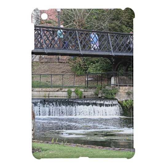 Jesus Lock footbridge, Cambridge iPad Mini Case