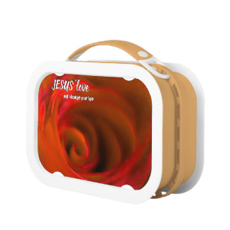 JESUS 'love Lunch Box