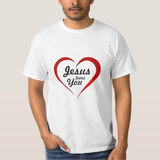 Jesus love You Tee Shirts