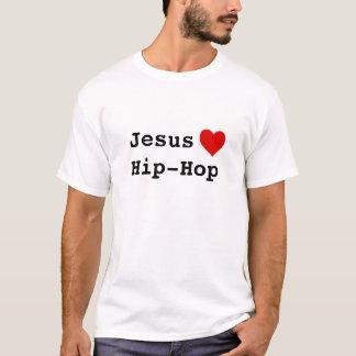 Jesus Loves Hip-Hop T-Shirt