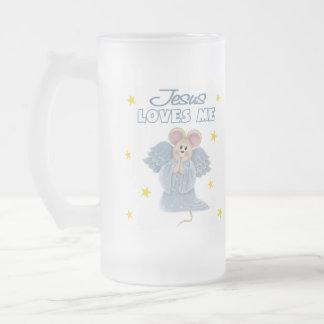 Jesus Loves Me, Boy Coffee Mugs