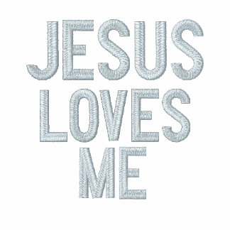 Jesus loves me Jesus loves you - T-Shirt