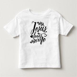 Jesus Loves Me - TODDLER Toddler T-Shirt