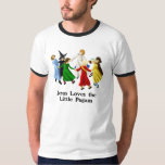 Jesus Loves the Little Pagans Shirt