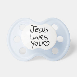 Jesus Loves You Dummy