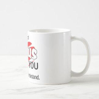jesus loves you items mug