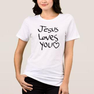 Jesus Loves You Tees