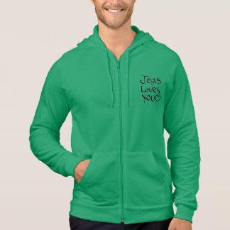Jesus Loves You Sweatshirts