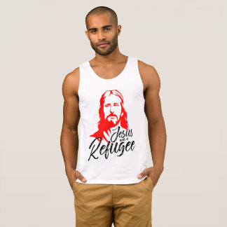 Jesus Men's Basic Tank Top