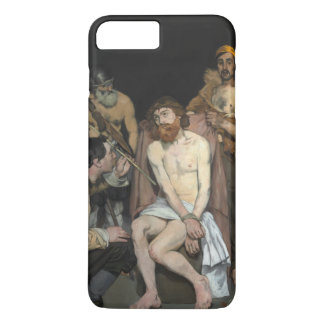Jesus Mocked by the Soldiers by Edouard Manet iPhone 7 Plus Case