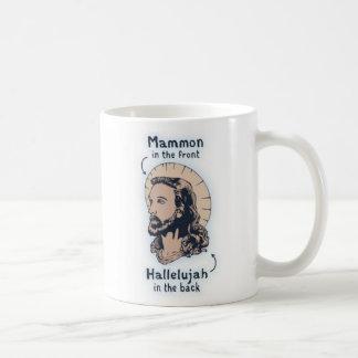 Jesus Mullet Mugs